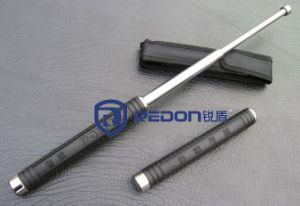 Police Self Defense Rubber T Baton pictures & photos