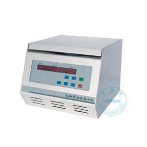 Veterinary Micro Hematocrit Centrifuge (TG12) pictures & photos