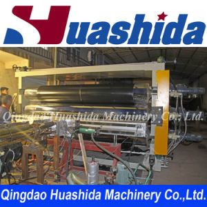 Film Extrusion Machinery PC/PS/PE/PP Sheets Extrusion Line pictures & photos