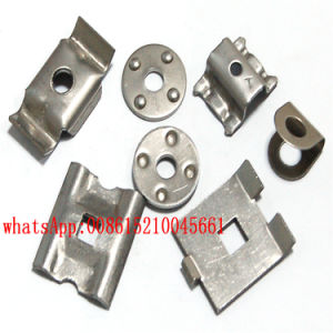 Stainless Steel Stamping Hardware Sheet Part pictures & photos