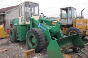 Used Kawasaki 75z Wheel Loader pictures & photos
