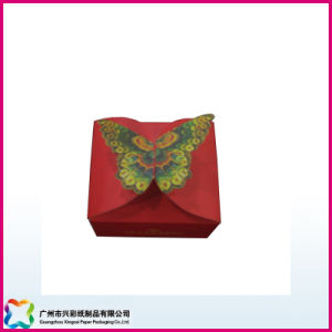 Folding Gift Box for Candies (XC-3-013) pictures & photos