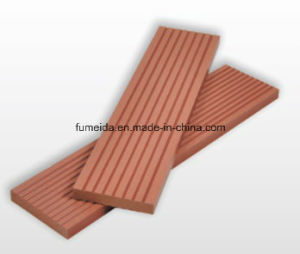 WPC Decking End Cover Solid 72*12 pictures & photos