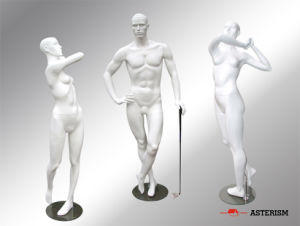 Golf Mannequin
