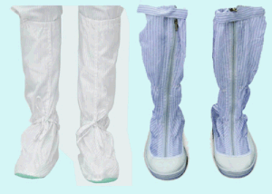 Clean Room PVC Anti-Static Shoes