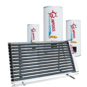 200L Heat Pipe Solar Energy Water Heater System pictures & photos