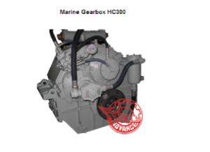 Advance/ Fada Marine Gearbox for Marine Engine Use (300/D300A/HC300/T300/T300-1) pictures & photos