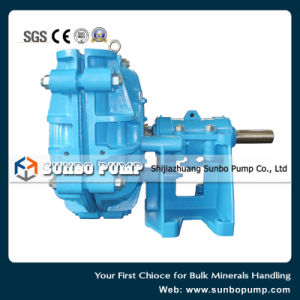 100hhs Centrifugal Slurry Pump for Heavy Mineral Processing pictures & photos