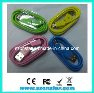 Colorful Mobile USB Cable for Mobile Phone
