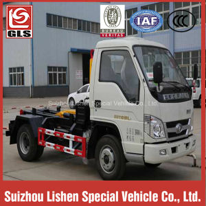 4X2 Detachable Container Garbage Truck pictures & photos