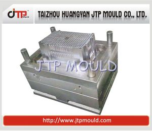 Professional Supplier of Plastic Injection Crate Mold pictures & photos