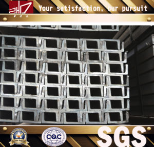 JIS Hot Rolled Channel Steel Price pictures & photos