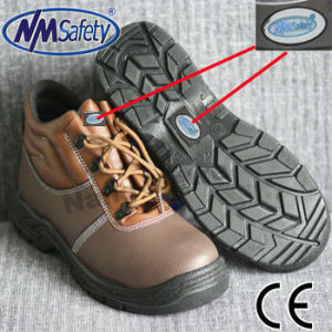 Nmsafety Low Price Genuine Leather Work Land Safety Shoes pictures & photos