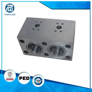 Forged Precision CNC Machining 12crmo Hydraulic Parts for Machinery pictures & photos
