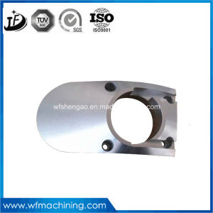 Custom CNC 5 Axis Machining Machine Parts/Machinery Bicycle Part in Machine Shop pictures & photos