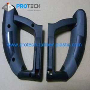 Overmold Rubber Plastic Parts pictures & photos