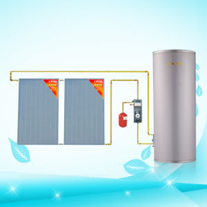 Solar Water Heater (JHS-01BK/300L) pictures & photos