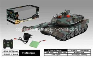 1: 18 American M1a2 Camouflage R/C Tank Toys, Kids Toys