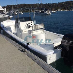 Liya 4.2m to 7.6m Small Fiberglass Fishing Boat Panga Boats pictures & photos