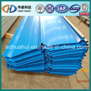 Many Size of Corrugated Steel Sheet with ISO9001 pictures & photos