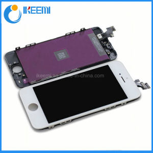 LCD Touch Screen Digitizer for iPhone 5 Display pictures & photos