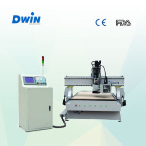 Atc CNC Router for 3D Sculpture with Air Cooling Spindle pictures & photos