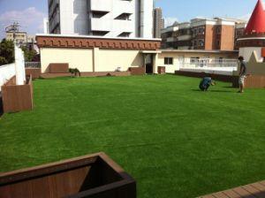 China Supplier Garden Grass Most Popular Durable Gazon Artificial Grass pictures & photos