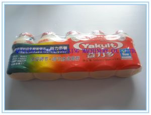 Automatic Yakult, Beverage Bottle Shrink Wrapping/ Packing Machine pictures & photos