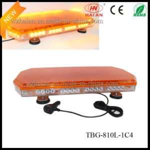 Amber LED Security Mini Lightbar (TBG-810L-1C4) pictures & photos