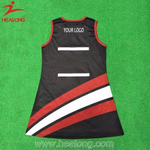 Healong Buy Digitally Sublimated Team Netball Skirt pictures & photos
