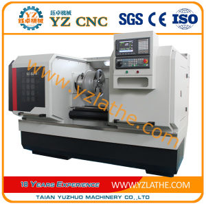 Diamond Cut Alloy Wheel Repair CNC Lathe Machine pictures & photos