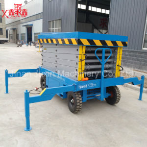 Good Quality Hydraulic Man Lift Outdoor Man Lift pictures & photos