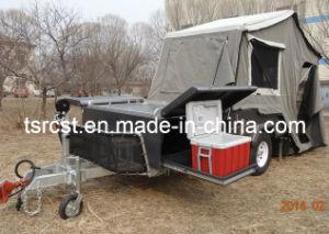 Offroad Heavy Duty Rear Folding Camper RC-CPT-04L