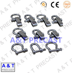 Durable Quality Stainless Steel 304, 316 Shackle with High Quality pictures & photos