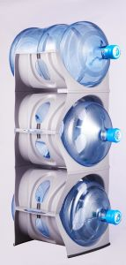 Water Bottle Shelf for Three Bottles (HBR-3) pictures & photos