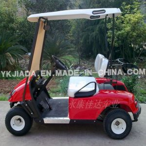 CE Certificated 2 Seat Electric Car (JD-GE501A) pictures & photos