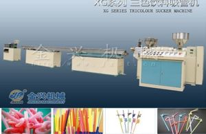 Three Color Straw Making Machine pictures & photos