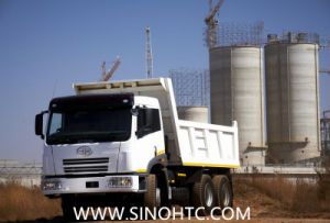 FAW DUMP TRUCK TYPE 251-350HP pictures & photos