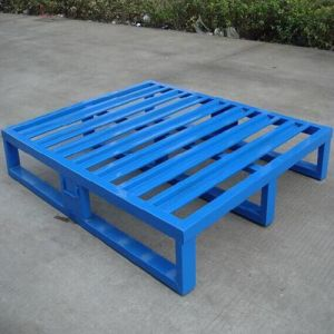 Customized Metal Pallet for Warehouse Racking System/Pallet Rack/Storage Pallet pictures & photos