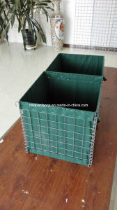 Defense Welded Mesh Hesco Bastion Barrier pictures & photos