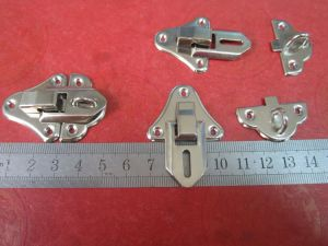 Factory Supply Iron Material Latch for Paper Box