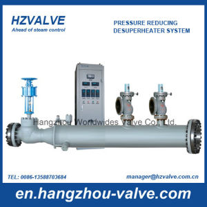 Pressure Reducing Desuperheater