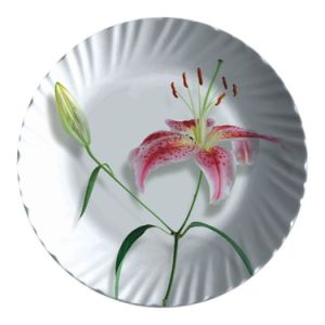 """China Supplies 7.25""""Custom Melamine Plate Printing pictures & photos"""