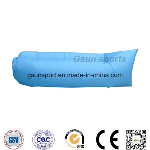 100% Good Quality Inflatable Lounger Air Sleeping Sofa Bag pictures & photos