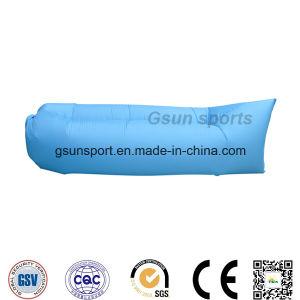 100% Good Quality Inflatable Lounger Air Sleeping Sofa Bag