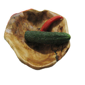 25PCS Rustic Primitive Small Wooden Bowls pictures & photos