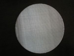 304 316 Stainless Steel Wire Mesh Extrusion Filter Screen pictures & photos