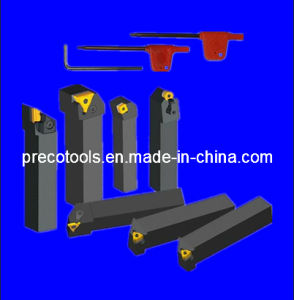 Indexable Lathe Turning Tool Set for CNC pictures & photos