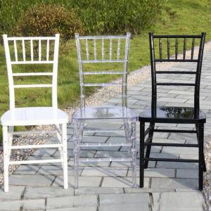 White Resin Chiavari Chair Z001 pictures & photos