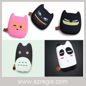 4500mAh Little Cartoon Demon Mobile Phone Travel Charger Power Bank pictures & photos